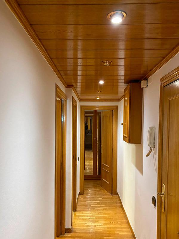 Trabajos de iluminación, cableado, renovación de instalación eléctrica en Barcelona