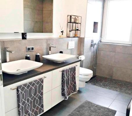 Después de la reforma de Energy Storm empresa especializada en reformas de baños, cambiar bañera por ducha, en Barcelona, Mataró, Tarrasa